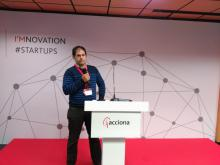 SensorsPark presenta Carmetry en el programa I'mnovation de Acciona para impulsar start-ups