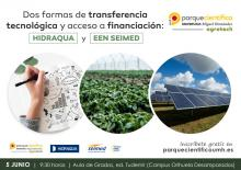 Conference: Open innovation and business opportunities in the agricultural sector (in Spanish)